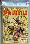 Sea Devils #1