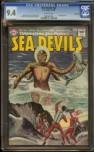 Sea Devils #22