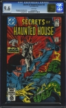 Secrets of Haunted House #35