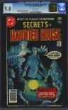 Secrets of Haunted House #9
