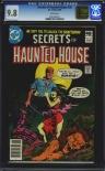 Secrets of Haunted House #25