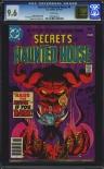 Secrets of Haunted House #8