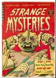 Strange Mysteries #5