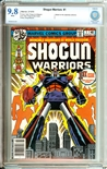 Shogun Warriors #1