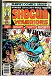 Shogun Warriors #17