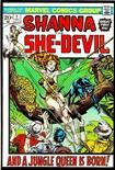 Shanna the She-Devil #1