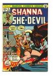 Shanna the She-Devil #3