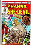 Shanna the She-Devil #4