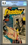 Shadow Comics V4 #11