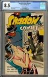 Shadow Comics V4 #11