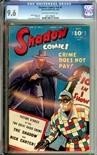 Shadow Comics V6 #5
