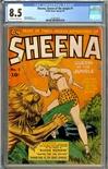 Sheena #1