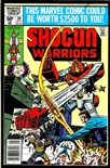 Shogun Warriors #20