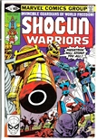 Shogun Warriors #18