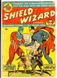 Shield-Wizard Comics #1