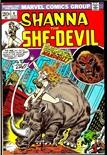 Shanna the She-Devil #4