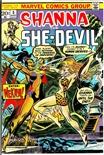 Shanna the She-Devil #5