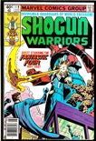 Shogun Warriors #19