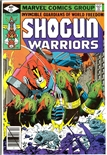 Shogun Warriors #11