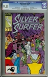 Silver Surfer (Vol 3) #4