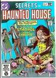 Secrets of Haunted House #40