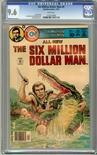 Six Million Dollar Man #4