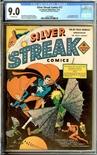 Silver Streak Comics #17