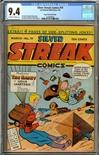 Silver Streak Comics #19