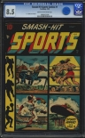 Smash Hit Sports Comics #1