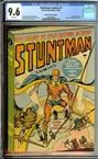 Stuntman Comics #1