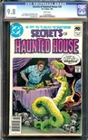 Secrets of Haunted House #20