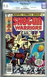 Shogun Warriors #14