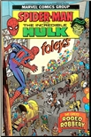 Spider-Man and the Incredible Hulk #1