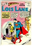 Superman's Girlfriend Lois Lane #25