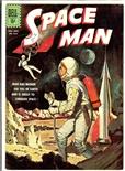 Space Man #1