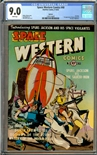 Space Western Comics #40