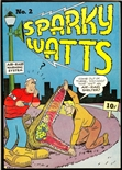 Sparky Watts #2