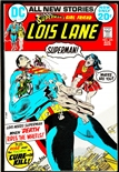 Superman's Girlfriend Lois Lane #125