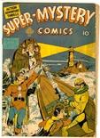 Super-Mystery Comics V2 #1