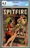 Spitfire Comics #133