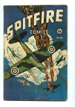 Spitfire Comics #132