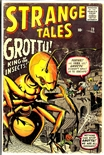 Strange Tales #73