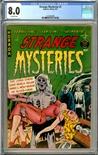 Strange Mysteries #1