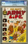 Sad Sack's Army Life Parade #4