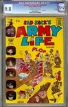 Sad Sack's Army Life Parade #7