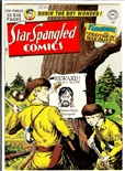 Star Spangled Comics #106