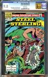 Steel Sterling #6