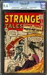 Strange Tales #104