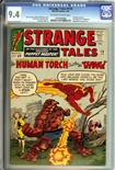 Strange Tales #116