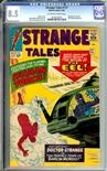 Strange Tales #117